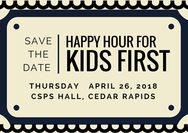 Happy Hour Fundraiser Announced